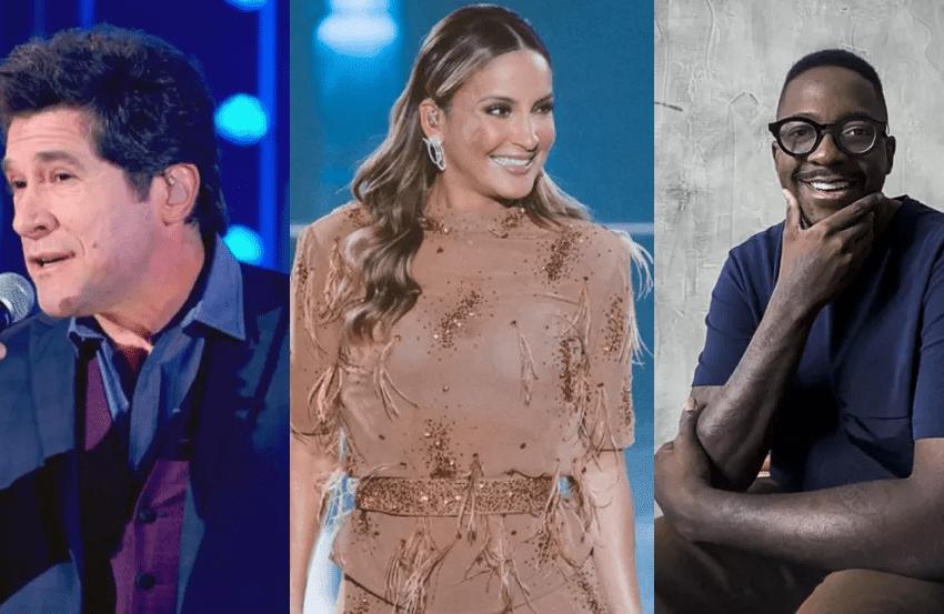 """Mumuzinho, Claudia Leitte e Daniel serão técnicos do """"The Voice"""" exclusivo para talentos acima de 60 anos"""