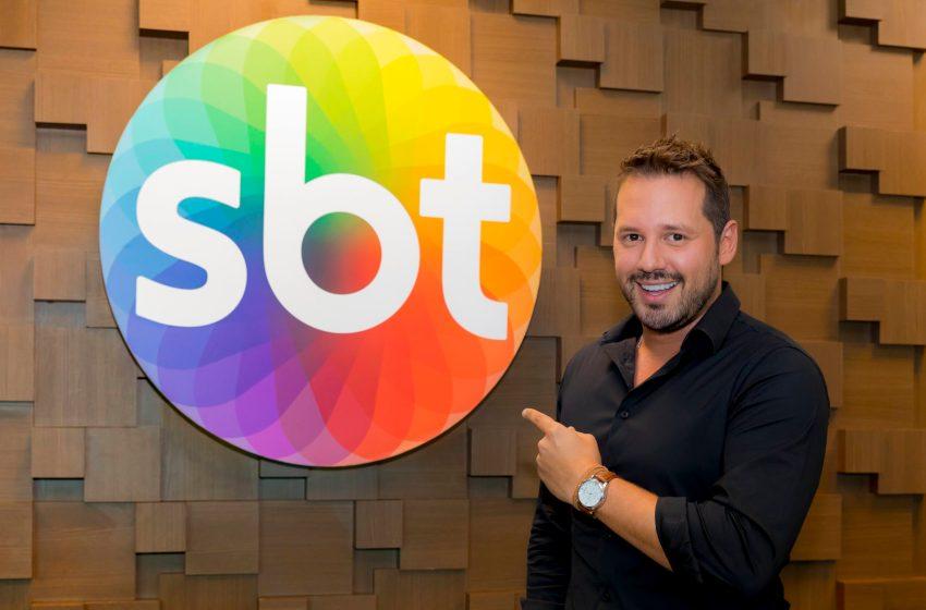 Dony De Nuccio assina com o SBT para apresentar novo reality