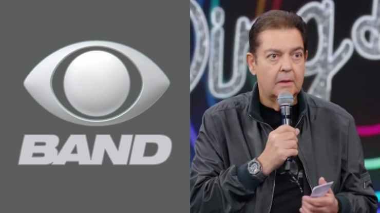 Band e Faustão confirmam negociações: 'sonho antigo'