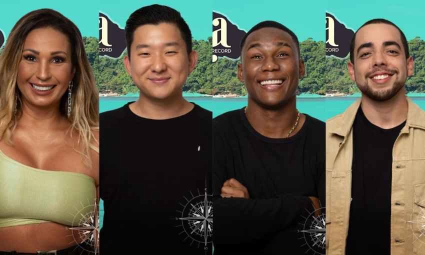 Conheça os participantes do reality 'Ilha Record'