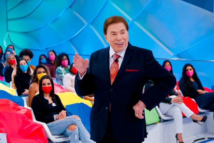 Silvio Santos retorna com programa inédito neste domingo (01)