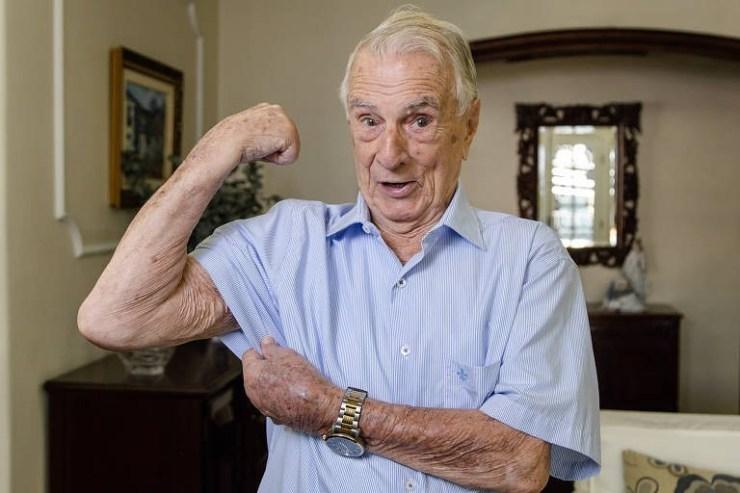 Ator e dublador Orlando Drummond morre aos 101 anos no Rio