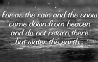 Isaiah 55 Proper 10