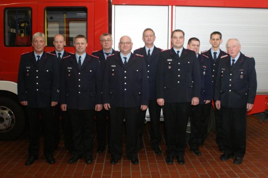 Jahreshauptversammlung der Feuerwehr Altencelle