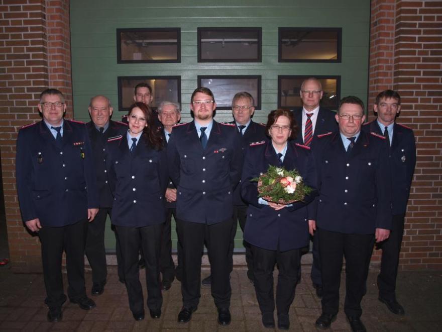 Jahreshauptversammlung der Ortsfeuerwehr Hohnhorst-Bargfeld
