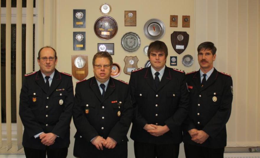 11. Jahreshauptversammlung des Gefahrgutzuges der Freiwilligen Feuerwehr Stadt Bergen