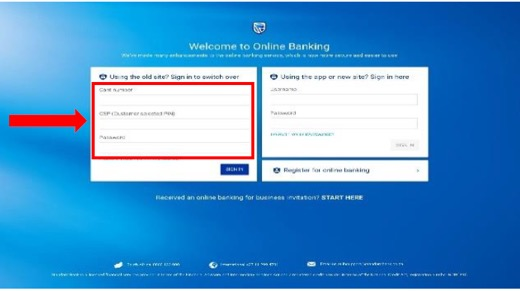 How To Switch From Old Internet Banking To New Onl