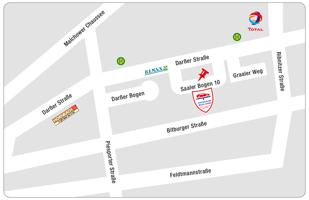 Autoerkstatt Berlin Transporter Werkstatt