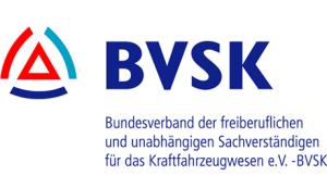 BVSK Logo - KFZ Sachverständiger