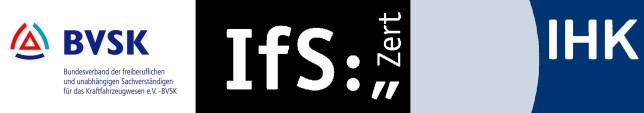 KFZ-Gutachter-Zertifikate