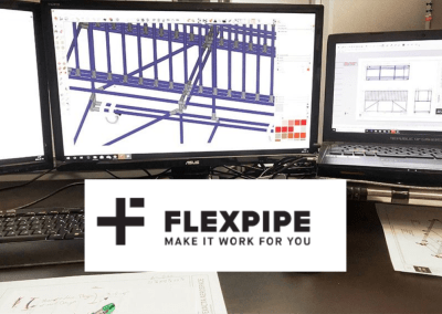 Flexpipe Creator – SketchUp Pro Extension