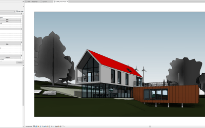 How-To – Add scenes to a 3DBI model with 3DBI for Revit