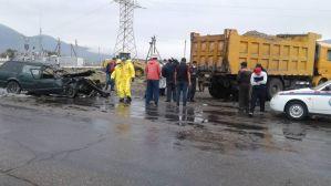 Балыкчы-Кочкор трассасында жол кырсыгы катталып, үч адам каза болду
