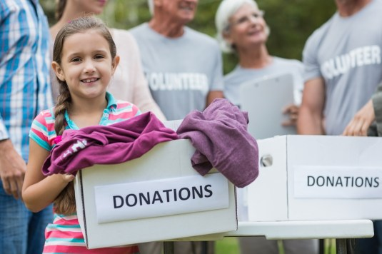Charity Donations