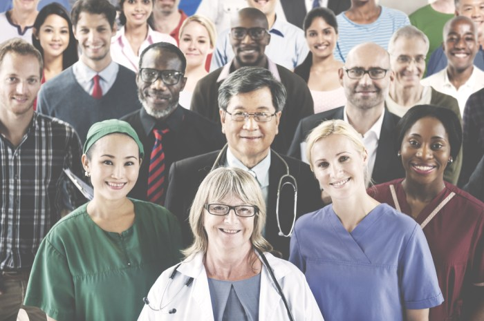 Community Healthcare professional