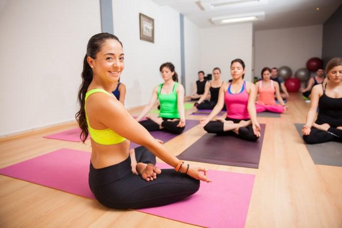 Yoga Teachers