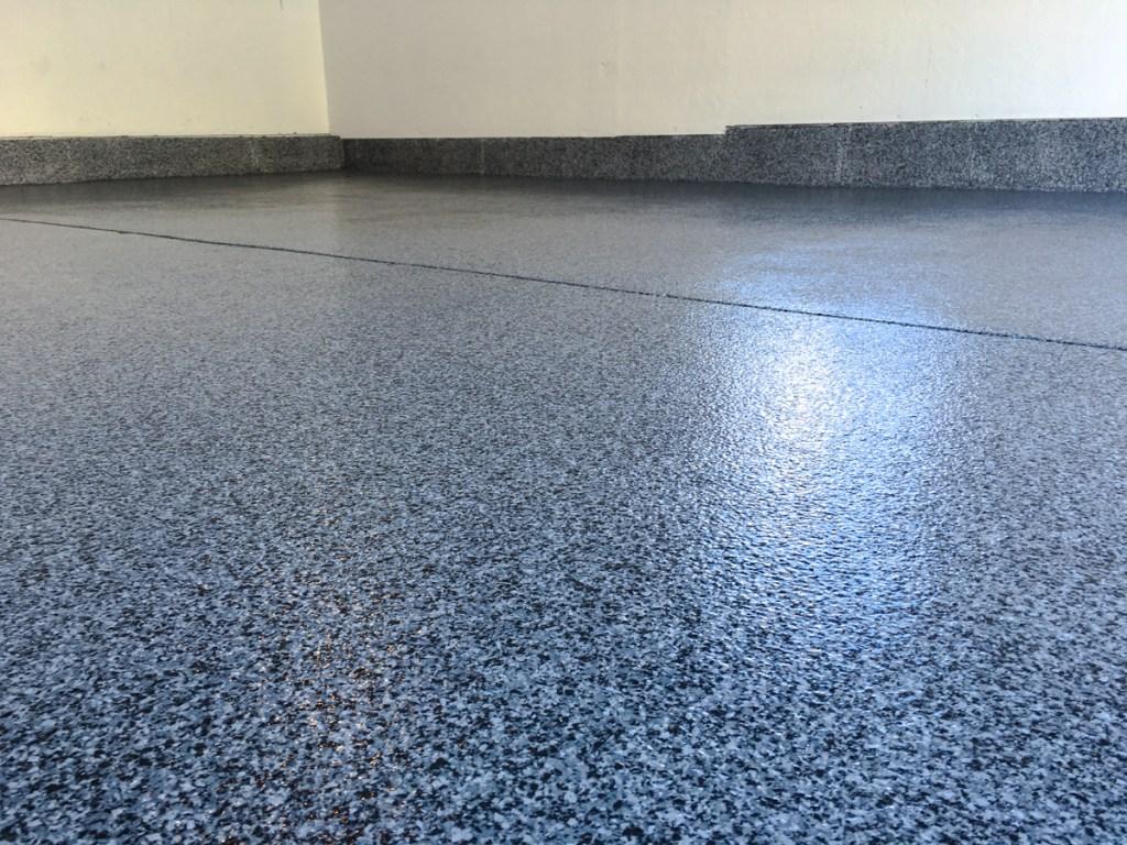 Designer Epoxy Floor Coatings Salt Lake City Utah Kga