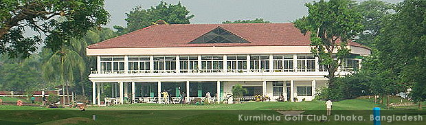 Kurmitola Golf Club Old Club House