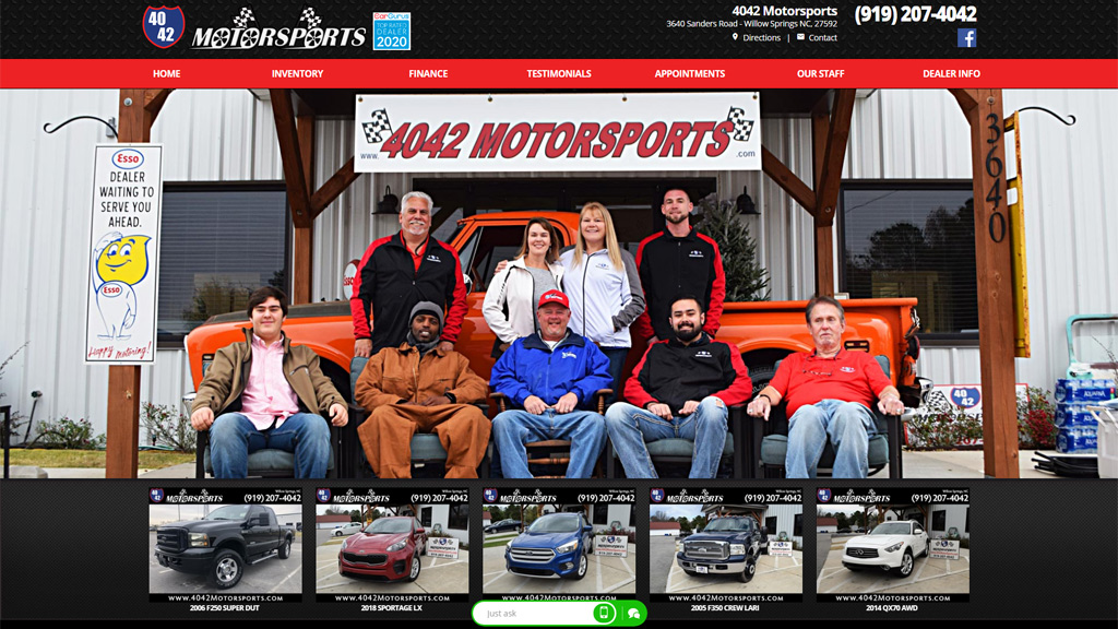 4042motorsports-com