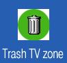 Trash TV zone