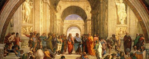 Raphael - The School of Athens