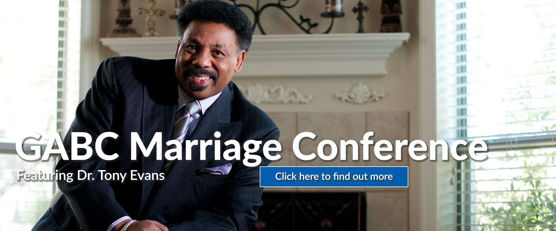 Green Acres Baptist Church Marriage Conference with Dr. Tony Evans