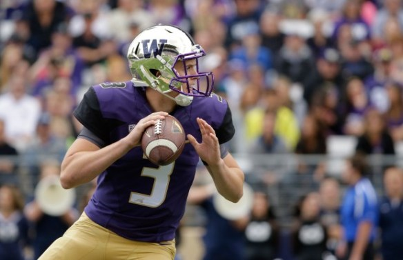 Image result for jake browning washington