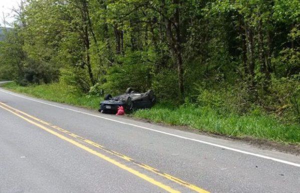Mt. Baker Hwy. crash kills father, infant; mother injured ...