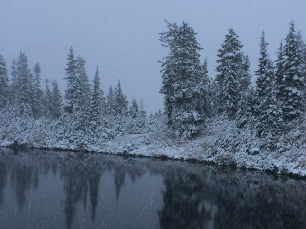 Mt. Baker snow 1 | 790 KGMI