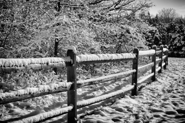 131212_PV_Fence by © 2013 Karl Graf.