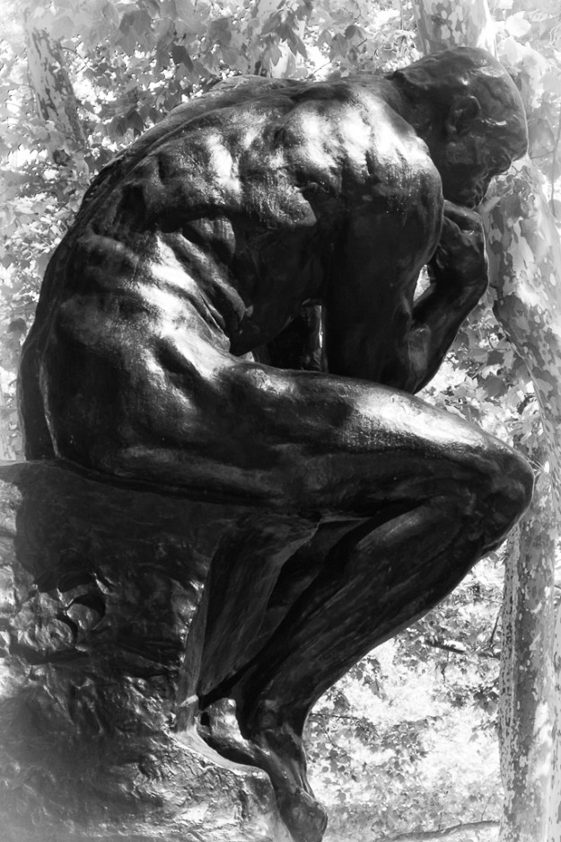 The Thinker by 2014 Karl Graf.