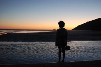Sunset, Norman Bay