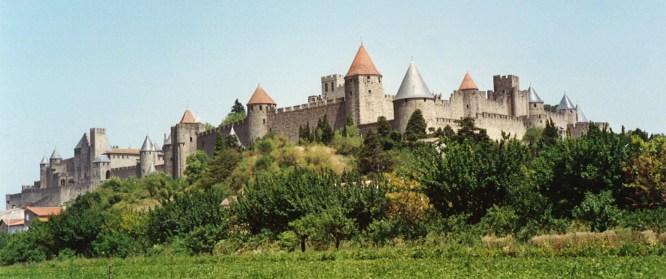 La Citè de Carcassonne