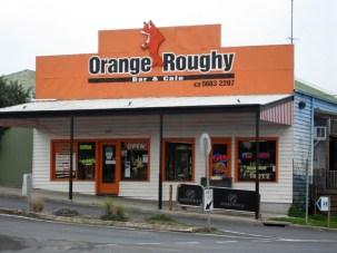 Orange Roughy cafe