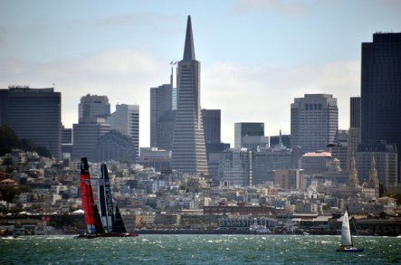 America's Cup final