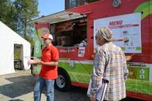 Guanaco mobile food truck.