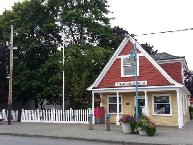 Steveston Post Office & Visitor's Centre