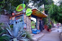 Cafe on Barton Springs Road