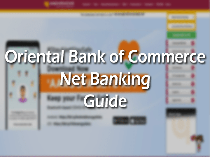 OBC net Banking Login Customer Care Number and Email