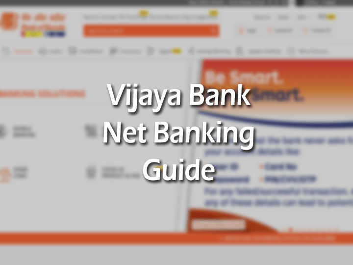 VIJB net Banking Login, Phone Number, IFSC and Email