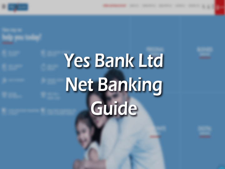 Yes Bank net Banking Login and Customer Care Number