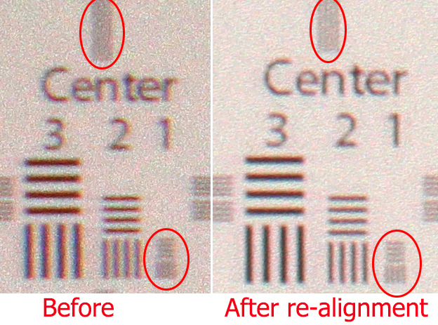 laser alignment comparison 2