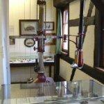 Raum 14: Medizinische Geräte und Rezepte aus dem 18.- 20- Jahrhundert