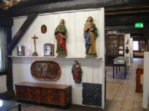 Raum 13: Katholische Kirchengeschichte