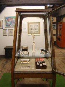 Raum 15: Bein- und Elfenbeinwaren aus Geislingen
