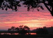 """Marsh Sunrise"" 1"