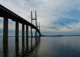 Sidney Lanier Bridge Brunswick Georgia (1)