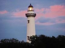 St. Simon's Lighthouse