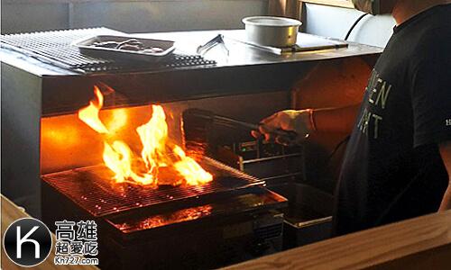 《初肉》瓦斯爐烤牛排
