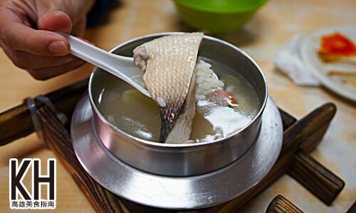 《阿麗鍋燒麵》海產粥